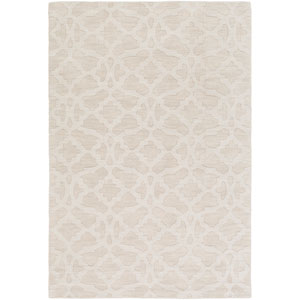 Metro Kristen Ivory Rectangular: 2 Ft. x 3 Ft. Area Rug