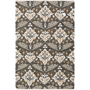 Elaine Wyatt Multicolor Rectangular: 2 Ft. x 3 Ft. Rug