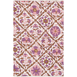 Elaine Gavin Multicolor Rectangular: 2 Ft. x 3 Ft. Rug