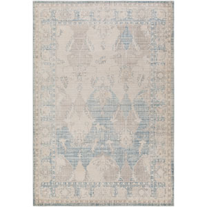 Ephesus Lawren Blue Rectangular: 2 Ft. x 3 Ft. Rug
