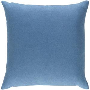 Ethiopia Cape Town 18-Inch Denim Pillow Cover