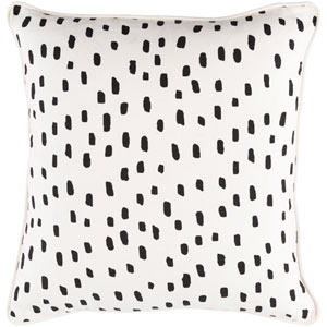 Glyph Dalmatian Dot 18-Inch Pillow Cover