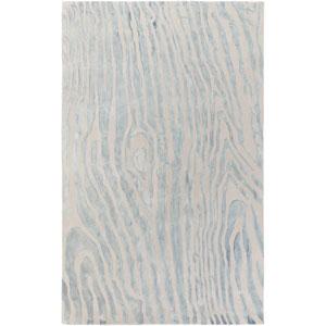 Geology Blake Blue Rectangular: 8 Ft. x 10 Ft. Rug