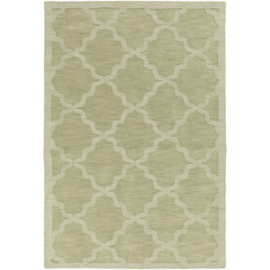 Central Park Abbey Sage Rectangular: 2 Ft x 3 Ft Rug