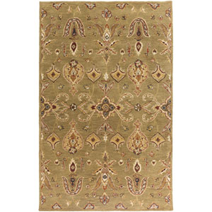 Middleton Grace Sage Rectangular: 2 Ft x 3 Ft Rug