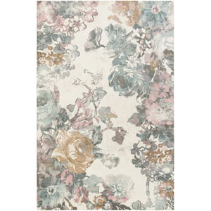 Madeline London Multicolor and Pink Rectangular: 2 Ft. x 3 Ft. Rug