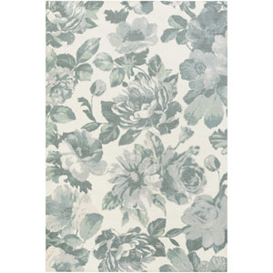 Madeline Camila Light Blue Rectangular: 2 Ft. x 3 Ft. Rug