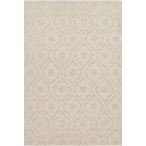 Central Park Zara Ivory Rectangular: 9 Ft x 12 Ft Rug