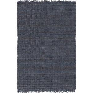Tropica Harper Blue Rectangular: 5 Ft x 7 Ft 6 In Rug