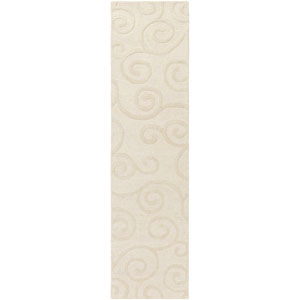 Poland Harris Cream Runner: 2 Ft. x 8 Ft.