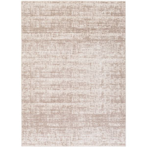 Potter Jenny Taupe and Ivory Rectangular: 5 Ft. 3-Inch x 7 Ft. 3-Inch Rug