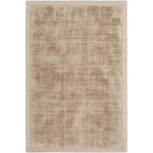Silk Route Rainey Taupe Round: 5 Ft 9 In Rug