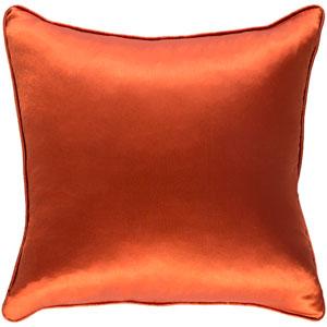 Tokyo Pree 18-Inch Orange Pillow Cover