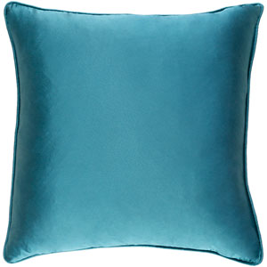 Tokyo Pree 18-Inch Blue Pillow Cover