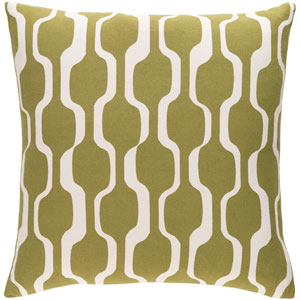 Trudy Vivienne 18-Inch Pillow Cover and Down Insert