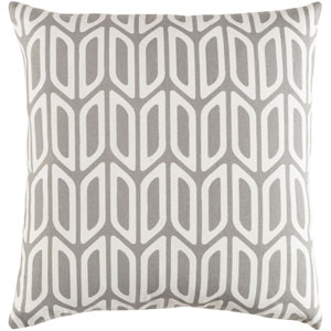 Trudy Nellie 18-Inch Pillow Cover and Down Insert