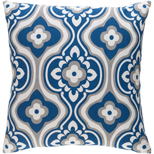 Trudy Blossom 18-Inch Pillow Cover and Down Insert