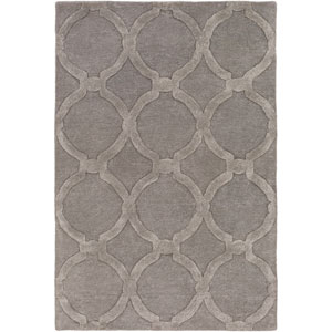 Urban Lainey Charcoal Rectangular: 2 Ft x 3 Ft Rug