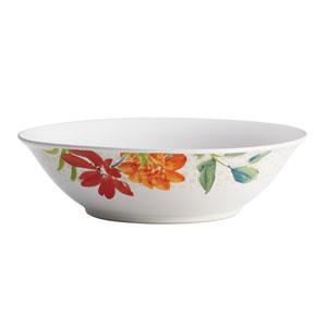 Al Fresco Stoneware 10-Inch Serving Bowl