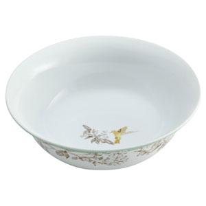 Fruitful Nectar Porcelain 10-Inch Round Serving Bowl