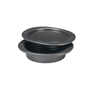 Yum-o Gray Nonstick Bakeware Burger Mold