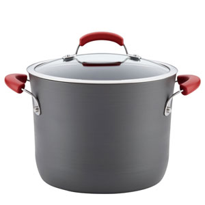 Aluminum 8-Quart Covered Stockpot