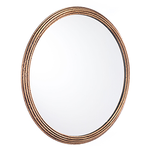 Zero Mirror Large Antique