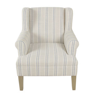 Cream 32-Inch Chair