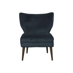 Navy 27-Inch Accent chair