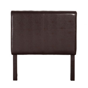 Twin Headboard, Brown
