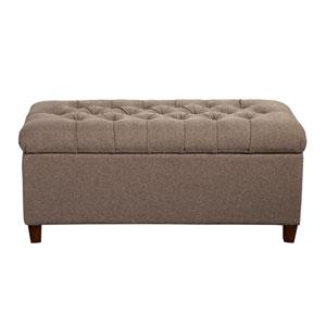 Storage Bench, Brown