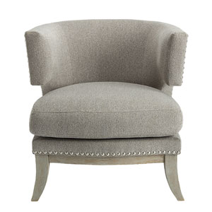 Avery Accent Chair - Gray