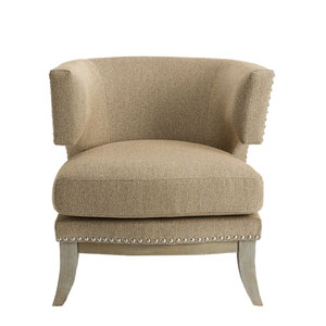 Avery Accent Chair - Natural