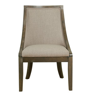 Industrial Dining Chair - Natural
