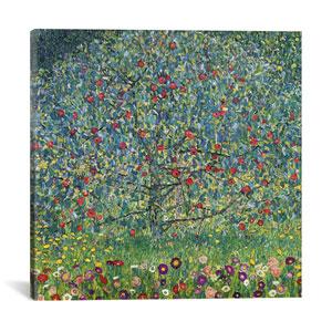 Apfelbaum (Apple Tree) by Gustav Klimt: 18 x 18-Inch Canvas Print