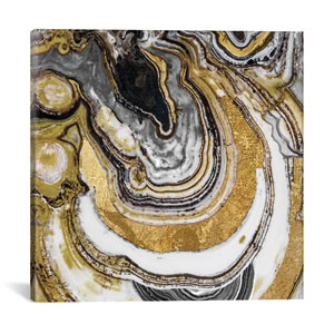 Stone Prose by Color Bakery: 37 x 37-Inch Canvas Print