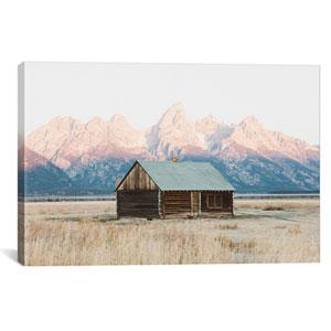 Jackson Hole Living I by Christopher Kerksieck: 26 x 18-Inch Canvas Print
