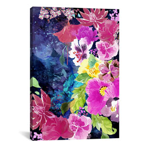 Everlasting Flowers by 5by5collective: 26 x 40-Inch Canvas Print