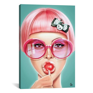 Cool by Giulio Rossi: 26 x 40-Inch Canvas Print
