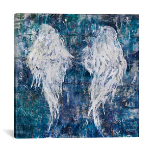 Traveling Companion by Julian Spencer: 26 x 26-Inch Canvas Print