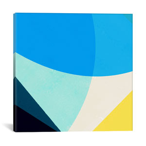 Acrobat by 5by5collective: 37 x 37-Inch Canvas Print