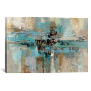 Morning Fjord by Silvia Vassileva: 26 x 18-Inch Canvas Print