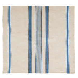 Charlotte Azure Table Topper 37 x 40