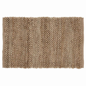 Minneka Natural Rectangular: 20 x 30-Inch Rug