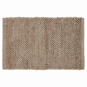 Minneka Silver Rectangular: 20 x 30-Inch Rug