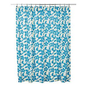 Briar Marzipan 72 x 72-Inch Shower Curtain