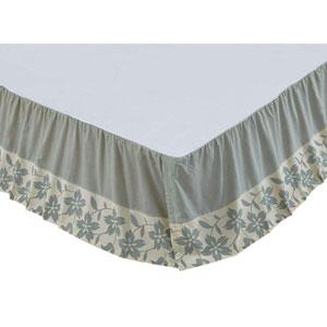Briar Marzipan Twin Bed Skirt