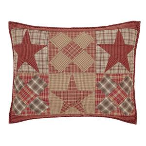 Dawson Star Khaki 21 x 27-Inch Sham Standard