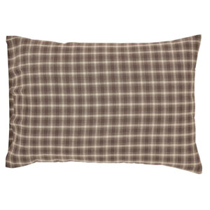 Dawson Star Woodland Brown 21 x 30-Inch Pillow Case, Set of Two