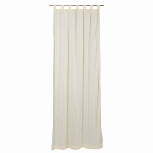Willow Crème 108 x 50-Inch Panel Set